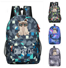 "NEW School Bag Girl Boy Travel Rucksack 14"" Laptop Bookbag Shoulder Backpacks"