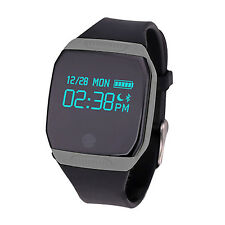 Swimming Bluetooth Wrist Waterproof Smart Watch Sport Tracker For Android IOS