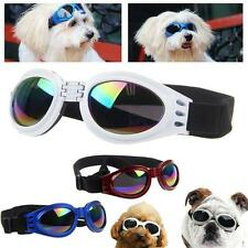 Nice Pet Dog Goggles UV Sunglasses Sun Glasses Eye Wear Protection Gift New