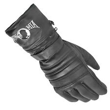 Xelement Insulated Motorcycle Gauntlet Gloves