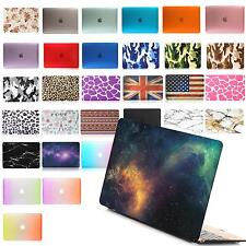 """New Camo Hard Case Shell Keyboard Cover For Macbook Pro13""""15""""Retina Air 11 12 13"""
