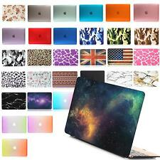 "New Camo Hard Case Shell Keyboard Cover For Macbook Pro13""15""Retina Air 11 12 13"