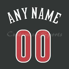 Baseball 2015 All Star American League Jersey Customized Number Kit un-sewn