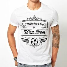 West Bromich Albion White T-shirt