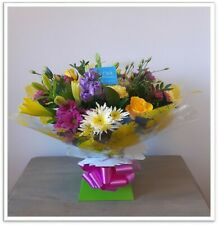FRESH FLOWERS Delivered Bright and Cheerful All Occasions Selection Bouquet