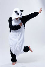 Hot Chinese kongfu1Panda Kigurumi Unisex Animal Onesies Cosplay Costume Pajamas