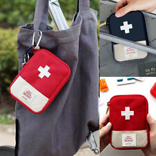 First Aid Kit Bag Sport Camping Hiking Travel Emergency Medical Treatment Pouch