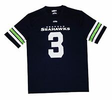 Nfl Mens Apparel - Seattle Seahawks Mens Team Player Jersey, nwt, #3 R.WILSON