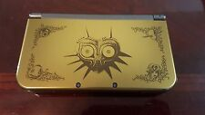 Nintendo New 3DS XL Legend of Zelda: Majora's Mask Limited Edition with extras**