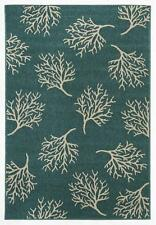 Afreso 6503 Turquoise FOUR SIZES Modern Indoor/Outdoor Floor Rug FREE DELIVERY