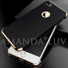 For Apple iPhone 7 Plus Luxury New Hard Ultra thin Back Case Full Protector Skin