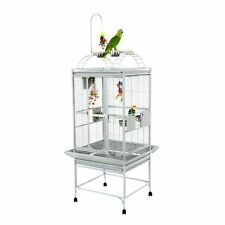 A and E Cage Co. Stainless Steel Play Top Bird Cage