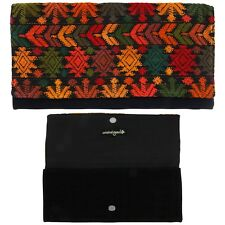 Handmade Guatemalan Recycled Huipil Clutch - Purse