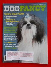 RARE Collectible ~ SHIH TZU Issue ~ DOG FANCY Magazine ~ June 1987 #