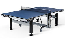 Cornilleau 740 Competition Indoor Table Tennis Table Green, Blue or Grey - NEW