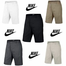 NEW SPRING MENS NIKE GOLF DRI-FIT FLAT FRONT TOUR SHORTS, PICK SIZE & COLOR