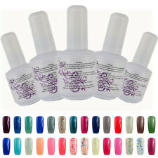 New 15ml/0.5oz Charming Glitter UV LED Soak Off Gel Polish Nail Art Beauty
