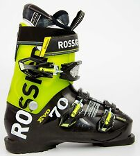 Used $300 Mens Rossignol EVO 70 Sensor Ski Boots Sizes 24 25 26 27 USA 6 7 8 9