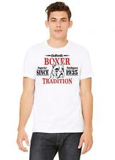 Authentic Boxer Tradition Tshirt | Authentic Boxer Tradition tank top