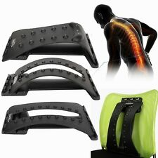 Magic Back Support Stretcher Magnetic Therapy Massage Posture Corrector Spine Pa