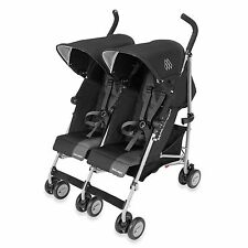 BRAND NEW 2016 Maclaren Twin Triumph Double Stroller - FREESHIPPING