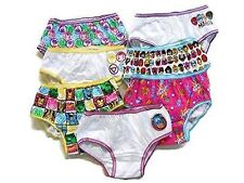 Marvel Comics Girls Hipster Panties 7 Pack Avengers Hulk Ironman Captain America