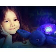 Tranquil Turtle LED Night Light Lamp Musical Star Projection Baby Sleep Aid Best
