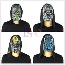 New Horror Costume Mask Halloween Scary Zombie Fancy Dress Adults Costume Masks