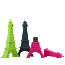 Paris Eiffel Tour pen drives 4gb 8gb 16gb 32gb usb flash drive memory stick Lot