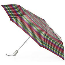 Isotoner totes Mini Auto Open Close NeverWet and SunGuard Umbrella Style 8704