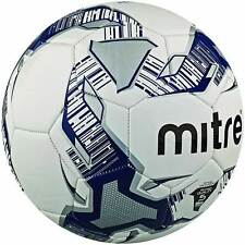Mitre Primero Training Football - Size 4 or 5 Soccer Balls (not inflated)