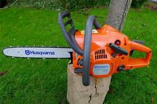 New Un Used Husqvarna 236 Petrol Chainsaw - FREE Husqvarna Chain & 2 Stroke Oil