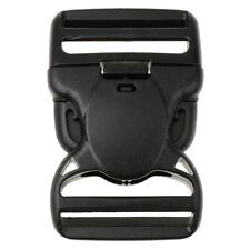 Plastic Quick Side Release Buckle Backpack Clip 50/38mm -Fasten Webbing Paracord