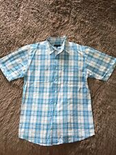James Pringle Short Sleeve Shirt 100% Cotton Light And Cool