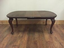 VINTAGE RETRO ANTIQUE COLLECTABLE VICTORIAN EDWARDIAN WIND OUT DINING TABLE