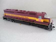Wisconsin Central EMD SD45 Locomotive, #7504 DCC Ready, HO Scale,Walthers, New