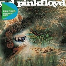 A Saucerful of Secrets, Pink Floyd, New Original recording remastered CD NEW
