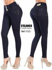 Colombian Jeans Push Up Jeans Butt Lifter Levanta cola Black pocket Elements 16