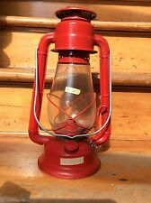 Vintage 1950's DIETZ JUNIOR NO. 20, KEROSENE LANTERN, Made in Hong Kong