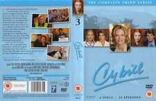 Cybill - Series 3 - Complete (DVD, 2008, 4-Disc Set) TV Retro Cybill Shepherd