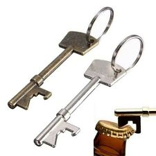 "NEW Bottle Opener key Ring Keyring Chain Metal Bar Tool"",""Home and Garden"