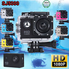 HD 1080P Waterproof SJ5000 Car DV Action Sports Camera Video Helmet Camcorder