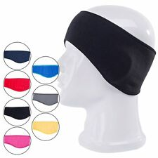 Men Women Fleece Ear Warmer Headband Winter Ski Sport Cycling Ear Muff Headwear