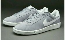 NIKE NEW MEN'S SHOES SUEDE RUNNING TRAINING TENNIS SNEAKERS GRAY
