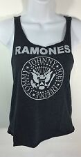 Women's Urban Outfitter's Ramones Sleeveless Graphic Knit Top sz M