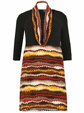 HOUSE OF FRASER/SAMYA Multicoloured Multi Coloured Dress 24  26