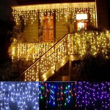 3.5M 96-LED Fairy String Light Christmas Wedding Party Garden Decor 8 Modes Lamp