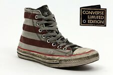 SCARPE CONVERSE TO STAR HI CANVAS LTD STARS&BARS DISTRESSED LIMITED EDITION