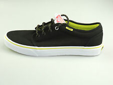Vans Vulcanized black Unisex Men's Shoes Sneakers Shoes Authentic black new