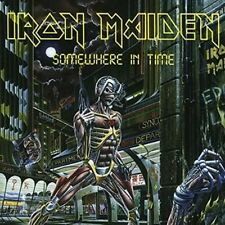 Somewhere in Time - Iron Maiden 12 INCH VINYL SINGLE